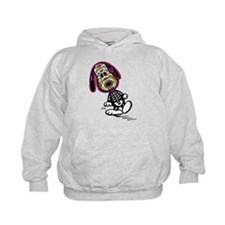Day of the Dog Snoopy Kids Hoodie