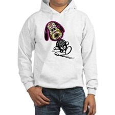 Day of the Dog Snoopy Hooded Sweatshirt