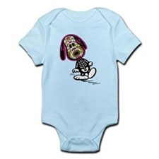 Day of the Dog Snoopy Infant Bodysuit