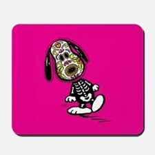 Day of the Dog Snoopy Mousepad