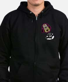 Day of the Dog Snoopy Zip Hoodie