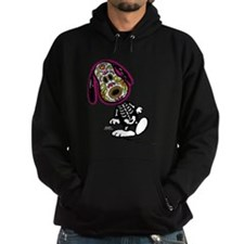 Day of the Dog Snoopy Hoodie (dark)