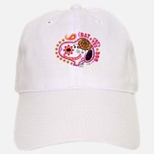 Day of the Dog Snoopy Face Baseball Baseball Cap