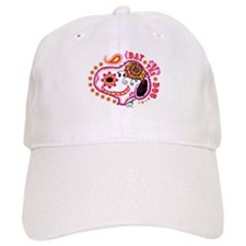 Day of the Dog Snoopy Face Baseball Cap