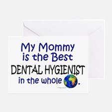 Best Dental Hygienist In The World (Mommy) Greetin