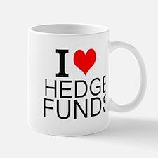 I Love Hedge Funds Mugs