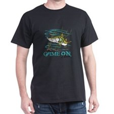 J Rowe Snook - Game On T-Shirt