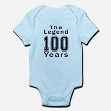 100 Legend Birthday Designs Infant Bodysuit