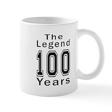 100 Legend Birthday Designs Mug
