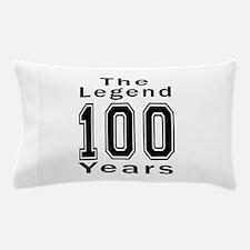 100 Legend Birthday Designs Pillow Case