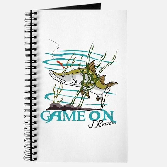J Rowe Snook - Game On Journal