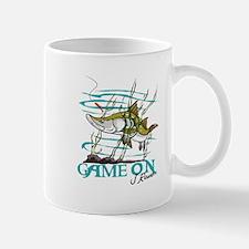 J Rowe Snook - Game On Mugs