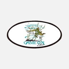 J Rowe Snook - Game On Patch