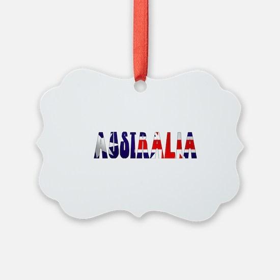 Australia Logo Ornament