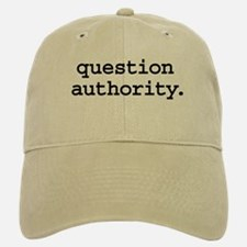 question authority. Hat