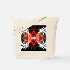 Ruby Red Vault Tote Bag