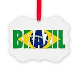 Brazil Picture Frame Ornaments