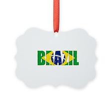 Brazil Logo Ornament