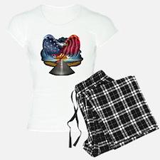 J Rowe Freedom Eagle Pajamas