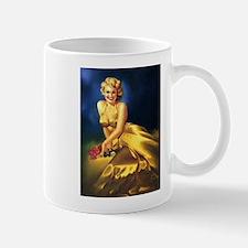 Pin Up: Extravagent Dress ! Mugs