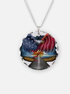 J Rowe Freedom Eagle Necklace