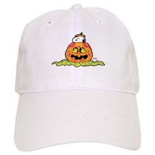 Day of the Dead Snoopy Pumpkin Baseball Cap