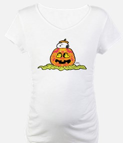 Day of the Dead Snoopy Pumpkin Shirt