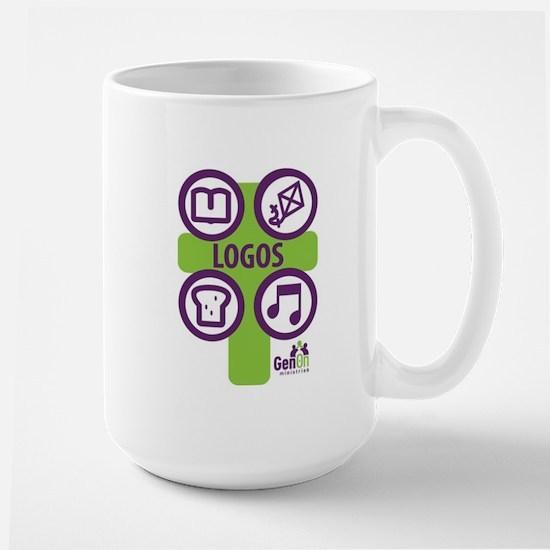 LOGOS logo Mugs
