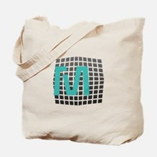 Cool Giant Monogram Tote Bag