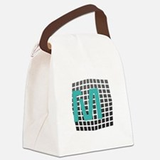 Cool Giant Monogram Canvas Lunch Bag