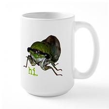 Cicada hi. Mug