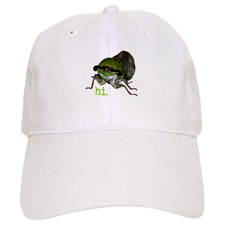 Cicada hi. Cap