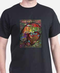 Cute Mixed media T-Shirt