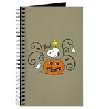 Peanuts halloween Journals & Spiral Notebooks