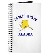 I'd Rather Be in Alaska Journal