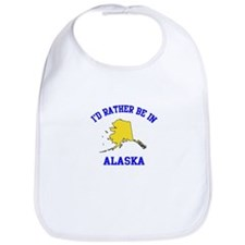 I'd Rather Be in Alaska Bib