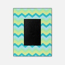 Soft Summery Beach Zigzag Picture Frame