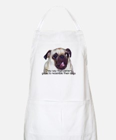 YOU LOOK LIKE YOUR PUG BBQ Apron