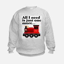 Cute Train Sweatshirt