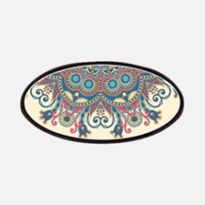 Floral Pattern Patch