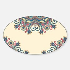 Floral Pattern Decal