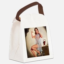 Funny Adult sexy Canvas Lunch Bag