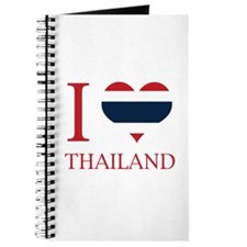 Cute Thailand girl Journal