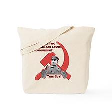 Stalin Likes Tote Bag