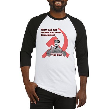 Stalin Likes Baseball Jersey