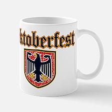 Oktoberfest Shield Mug