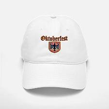 Oktoberfest Shield Baseball Baseball Cap
