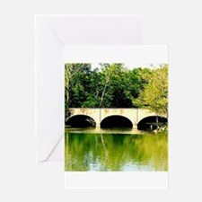 Reflected Images. Greeting Cards
