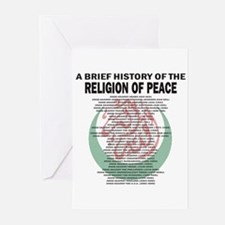 A Brief History Greeting Cards (Pk of 10)