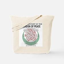 A Brief History Tote Bag
